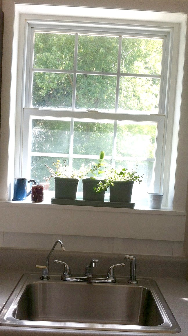 Upcycle Board And Batten With Leftover Faux Wood Blinds