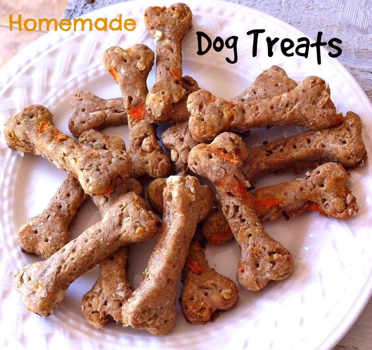 Peanut Butter Amp Carrots Dog Treats Mom In Music City