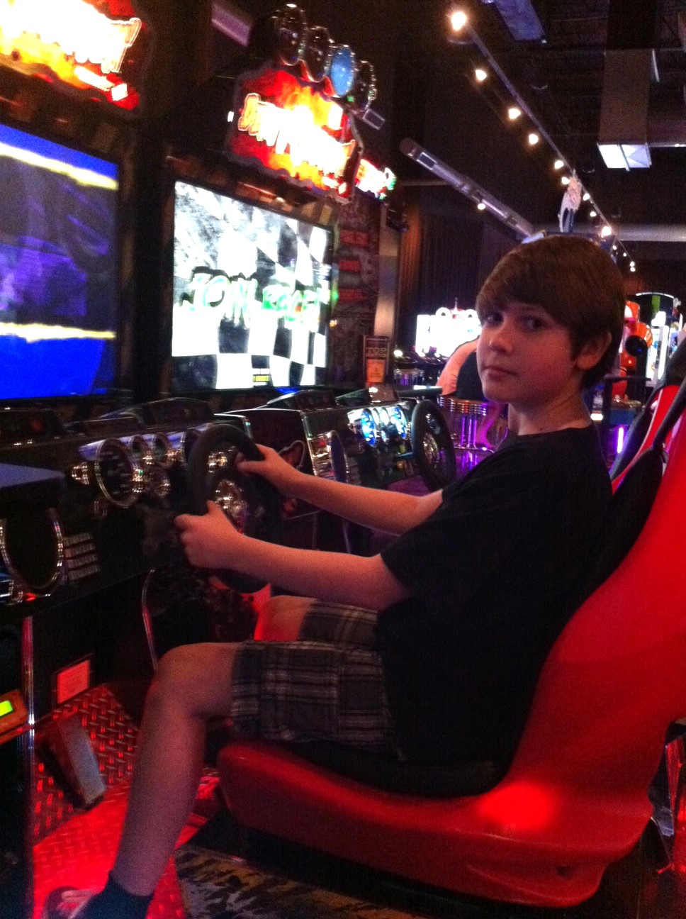 Dave & Buster