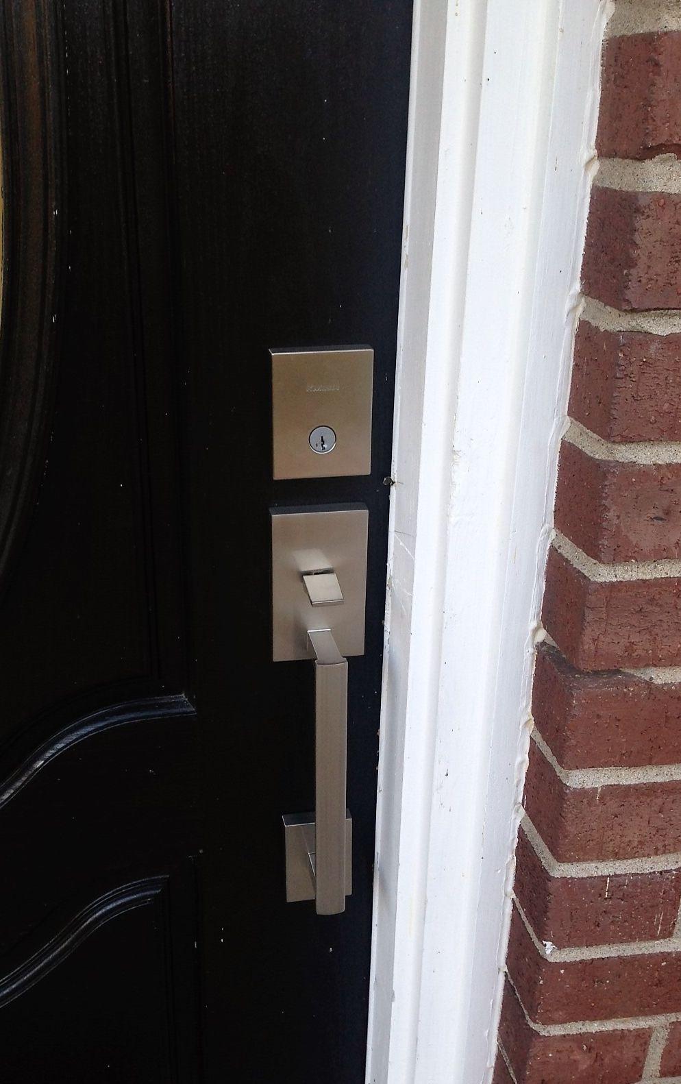 exterior door handle