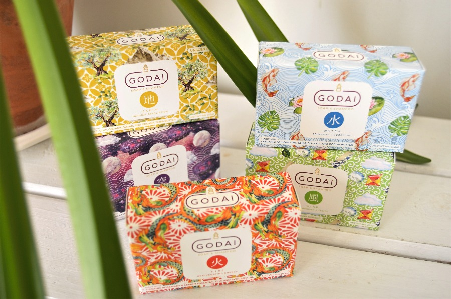 godai organic soap